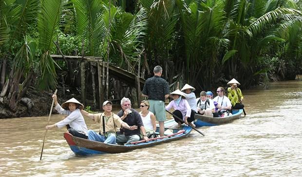 Amenagement global du developpement du tourisme dans le Delta du Mekong hinh anh 1