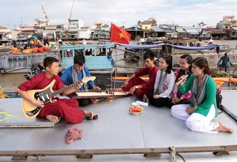 Amenagement global du developpement du tourisme dans le Delta du Mekong hinh anh 2
