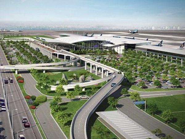 Un groupe americain etudie le projet d'aeroport international de Long Thanh hinh anh 1