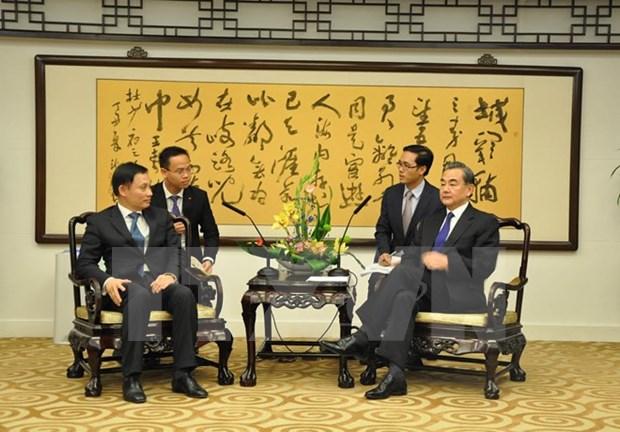 Vietnam-Chine: negociations gouvernementales sur les questions frontalieres et territoriales hinh anh 1