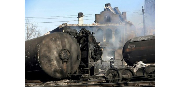 Explosion d'un train transportant du gaz : Condoleances au Premier ministre bulgare hinh anh 1