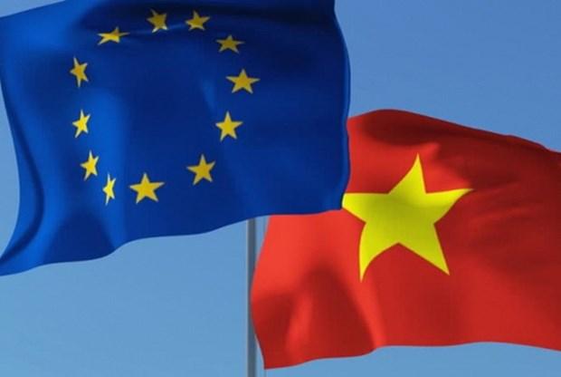 Dialogue annuel sur les droits de l'homme Vietnam-Union europeenne hinh anh 1