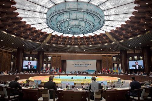Le Vietnam a la premiere reunion des sherpas du G20 en Allemagne hinh anh 1