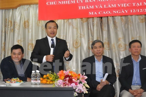A l'ecoute des Vietnamiens de Macao hinh anh 1