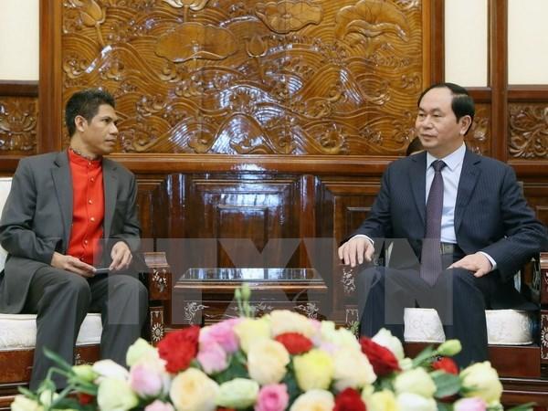 Le Vietnam veut renforcer ses liens avec le Timor-Leste hinh anh 1