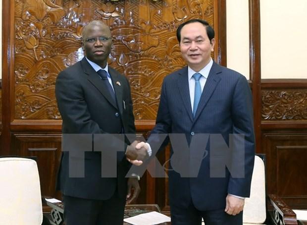 Le president invite la BM a preparer une nouvelle phase du partenariat bilateral hinh anh 1