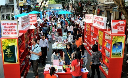 Festival du livre du Tet 2017 hinh anh 1