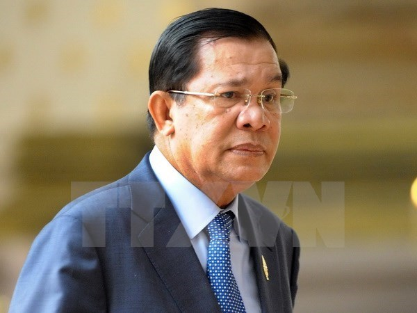 Le Premier ministre cambodgien Hun Sen attendu au Vietnam hinh anh 1