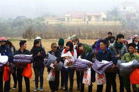Un programme de benevolat pour les pauvres de Cao Bang hinh anh 1