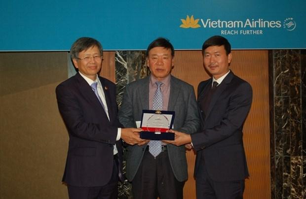 Vietnam Airlines consolide sa position sur le marche sud-coreen hinh anh 1