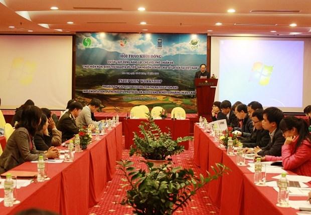 Valorisation des avantages de la biodiversite au Vietnam hinh anh 1