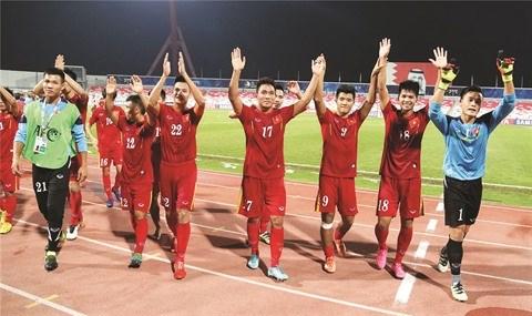 Football vietnamien, de la passion nait l'ambition hinh anh 1