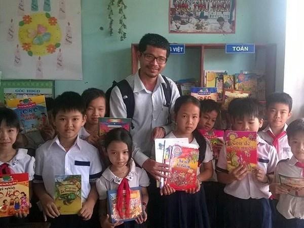 L'UNESCO decore les bibliotheques rurales de Nguyen Quang Thach hinh anh 2