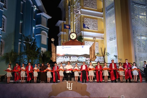 Inauguration du JW.Marriott Phu Quoc Emerald Bay a Phu Quoc hinh anh 1