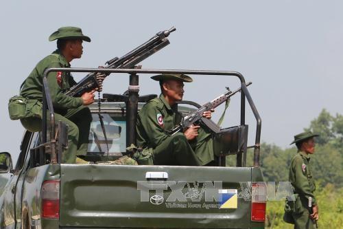 Reunion restreinte des ministres des AE de l'ASEAN sur la situation dans l'Etat de Rakhine hinh anh 1