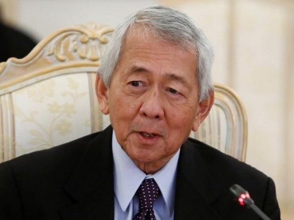 Les Philippines adherent a la decision d'arbitrage de la CPA hinh anh 1
