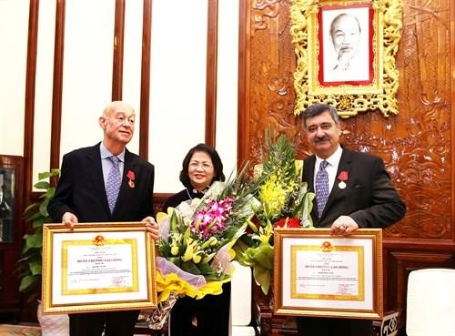SOS Villages d'Enfants International soutient des enfants vietnamiens hinh anh 1