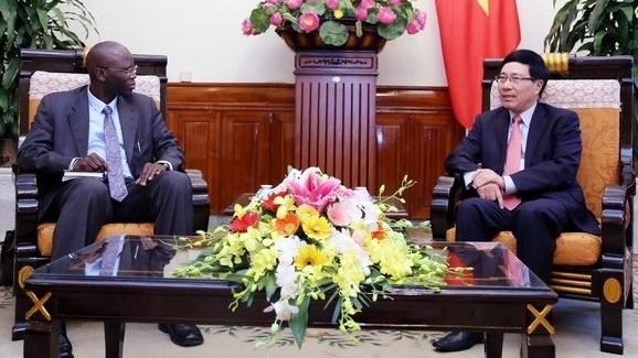 Le Vietnam souhaite continuer de recevoir les aides de la Banque mondiale hinh anh 1