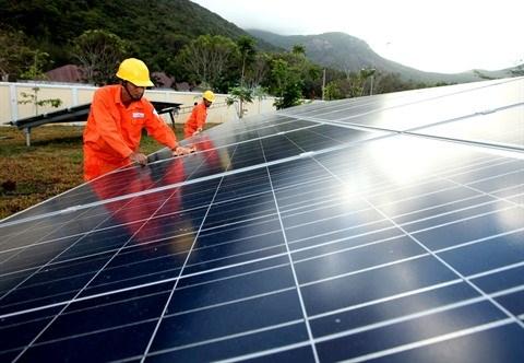 Pour un developpement de l'energie solaire hinh anh 1