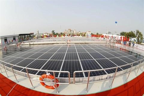 Pour un developpement de l'energie solaire hinh anh 2