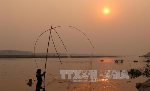 Gestion et exploitation durable des ressources d'eau du Mekong hinh anh 1