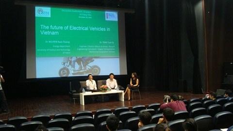 L'evolution electrique des transports ou le «virage vert» hinh anh 1
