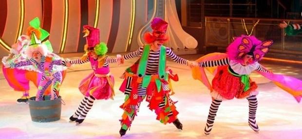 Cirque sur glace de l'Ukraine au Vietnam hinh anh 1