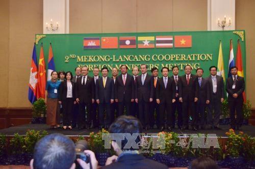 Pham Binh Minh participe a la 2e Conference ministerielle Mekong-Lancang hinh anh 1