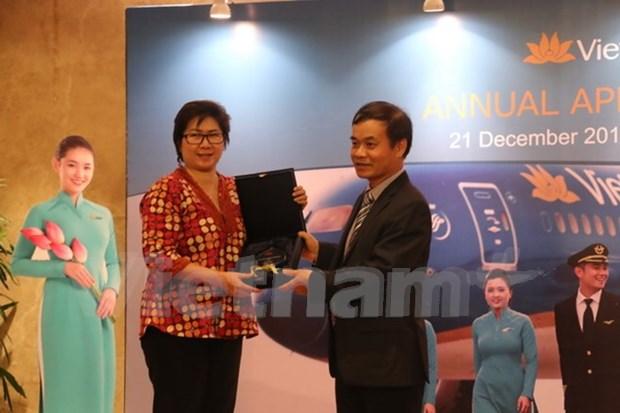 Vietnam Airlines beneficie d'une hausse de 10% sur le marche indonesien hinh anh 1