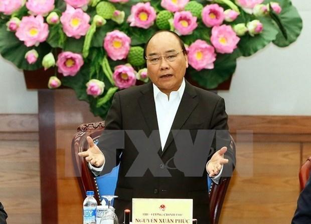 Le Premier ministre appelle a la participation de la societe dans la lutte contre la drogue hinh anh 1