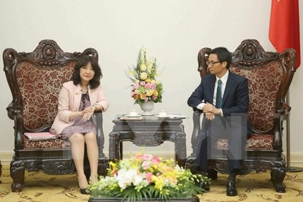 La cooperation multisectorielle entre le Vietnam et le Japon s'epanouit hinh anh 1