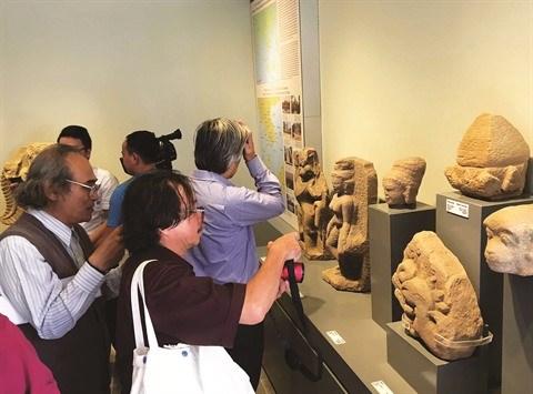 A Hue, plongee au coeur des patrimoines de la culture Cham hinh anh 1