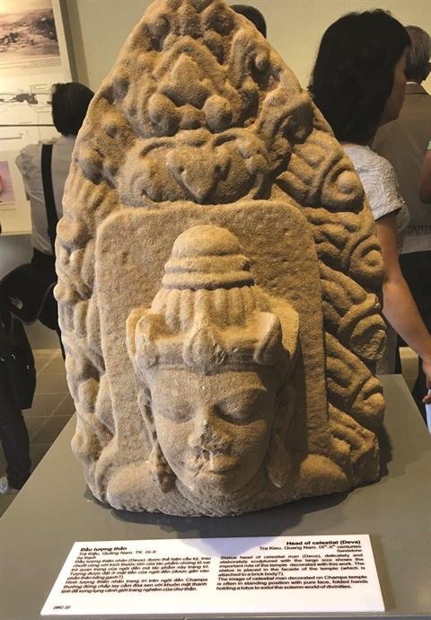 A Hue, plongee au coeur des patrimoines de la culture Cham hinh anh 2
