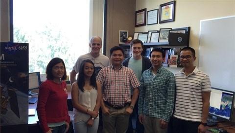 Un jeune professeur vietnamien honore aux Etats-Unis hinh anh 1