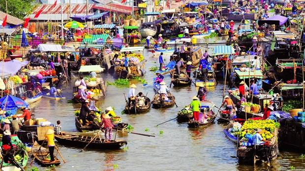 Ho Chi Minh-Ville renforce sa connexion avec d'autres villes du bas-Mekong dans le tourisme hinh anh 1