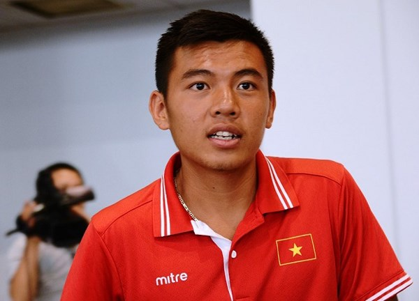 Le tennisman Ly Hoang Nam a la 662e place mondial hinh anh 1