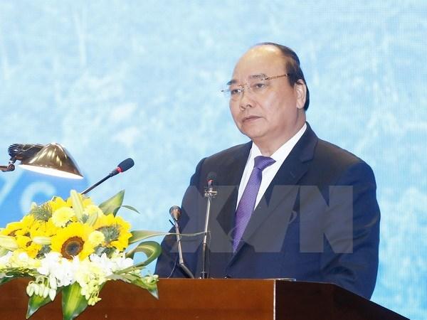 Le PM exhorte Vinh Phuc a devenir un pole de developpement hinh anh 1