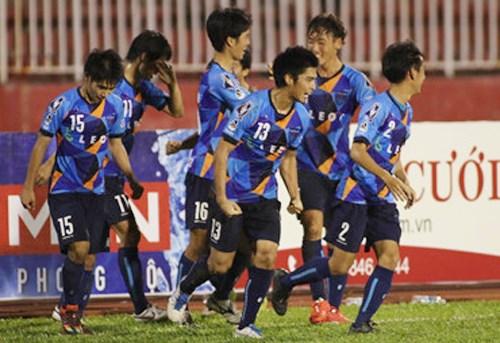 Coupe de football U21 Thanh Nien: le Japon remporte le championnat hinh anh 1