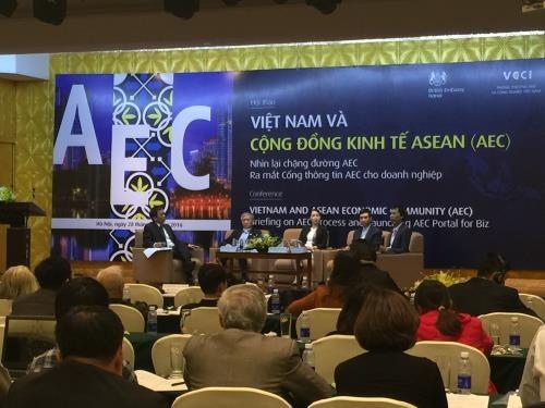 Apres un an, quel bilan pour la communaute economique de l'ASEAN ? hinh anh 1