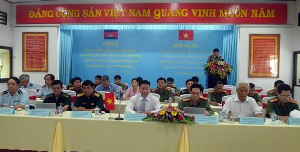 Tay Ninh renforce la cooperation internationale et la garantie de la securite frontaliere hinh anh 1