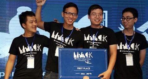 Des Vietnamiens triomphent a un concours de Facebook hinh anh 1