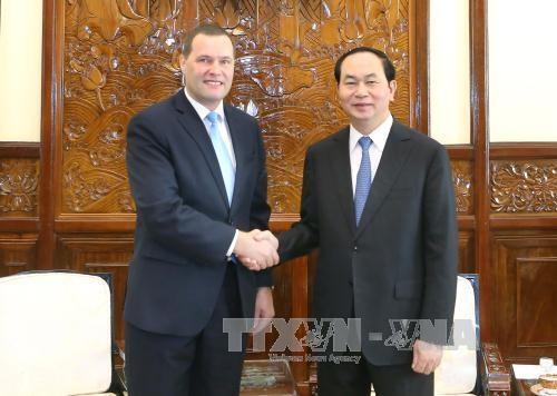 Pour dynamiser les relations de cooperation traditionnelle Vietnam-R. tcheque hinh anh 1