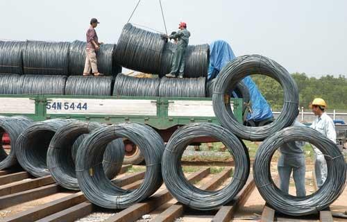 Acier et fer : les importations nationales depassent 10 milliards de dollars depuis janvier hinh anh 1
