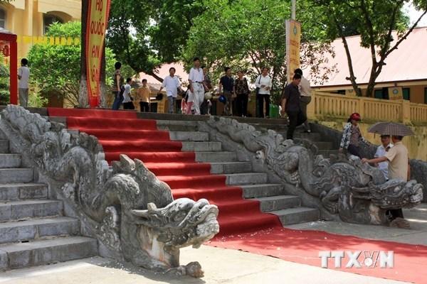 Seminaire regional sur le resultat des fouilles du palais Kinh Thien en 2016 hinh anh 1