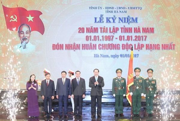 Ha Nam doit se concentrer sur le developpement de l'industrie a haute valeur ajoutee hinh anh 1