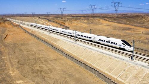 La Thailande examine le projet de voie ferree a grande vitesse avec la Chine hinh anh 1
