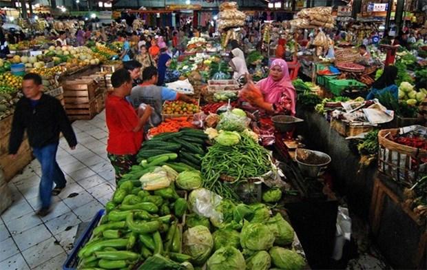 L'Indonesie enregistre sa plus faible inflation depuis 2010 hinh anh 1