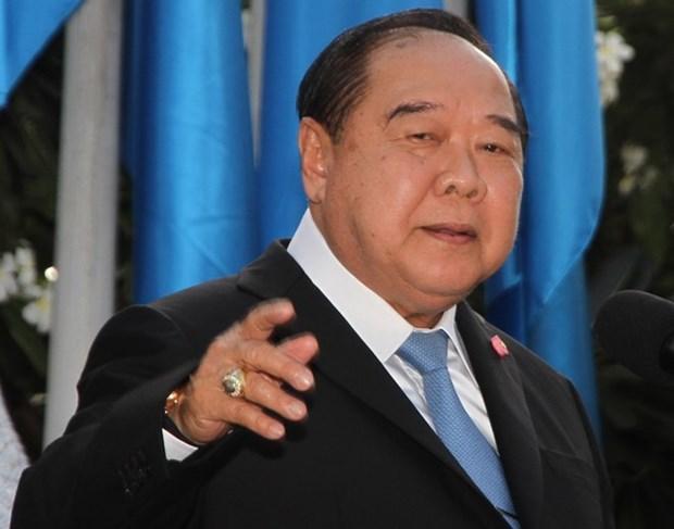 Thailande : les elections generales de 2017 sont en bonne voie hinh anh 1
