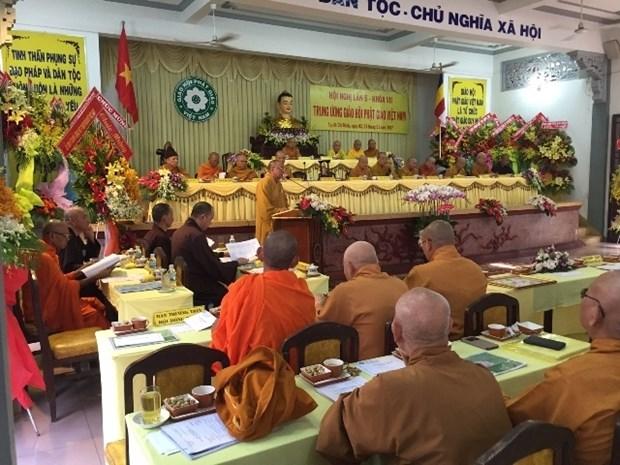 Les fideles bouddhistes toujours aux cotes des pauvres hinh anh 1