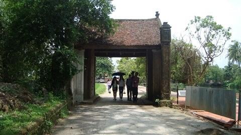 Hanoi : balade dans le village ancien de Duong Lam hinh anh 1